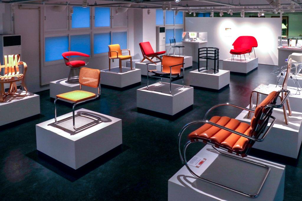 近代デザイン史を飾ったノルデザイン展